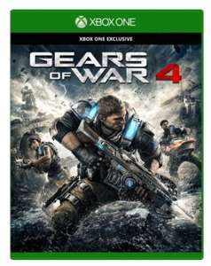 Gears of War 4 (Xbox One) für 9,99€ & Rare Replay (Xbox One) für 11,99€ (Microsoft NL)