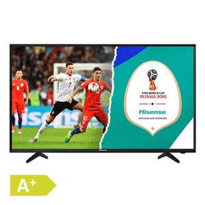 "[deltatecc@eBay] Hisense H43NEC2000S - 43"" Full HD TV (1920x1080, 50 Hz, Triple Tuner mit DVB-T2, 3x HDMI, Dolby Digital)"
