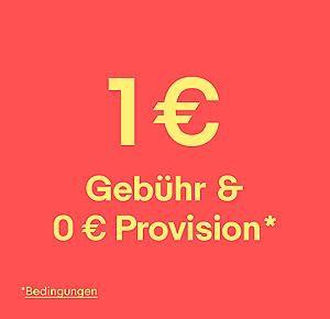 Ebay Verkaufstag am 3.06 - Nur 1€ Gebühr & keine Provision