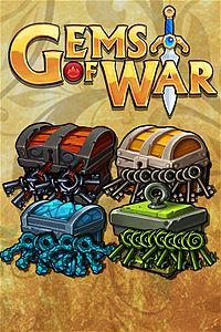[Xbox] Gems of War: Schlüsselregen Startpaket DLC kostenlos