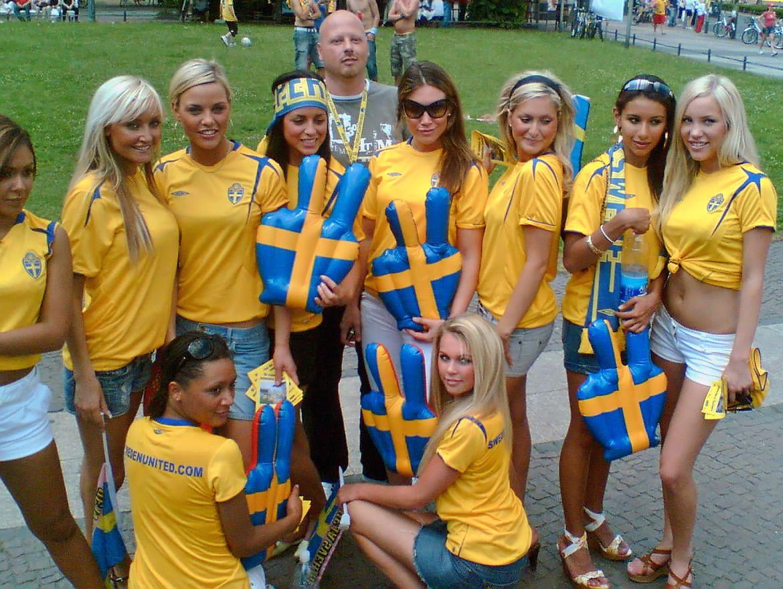 Testspiele des deutschen Gruppengegners Schweden im Free TV am 2.6. und 9.6.