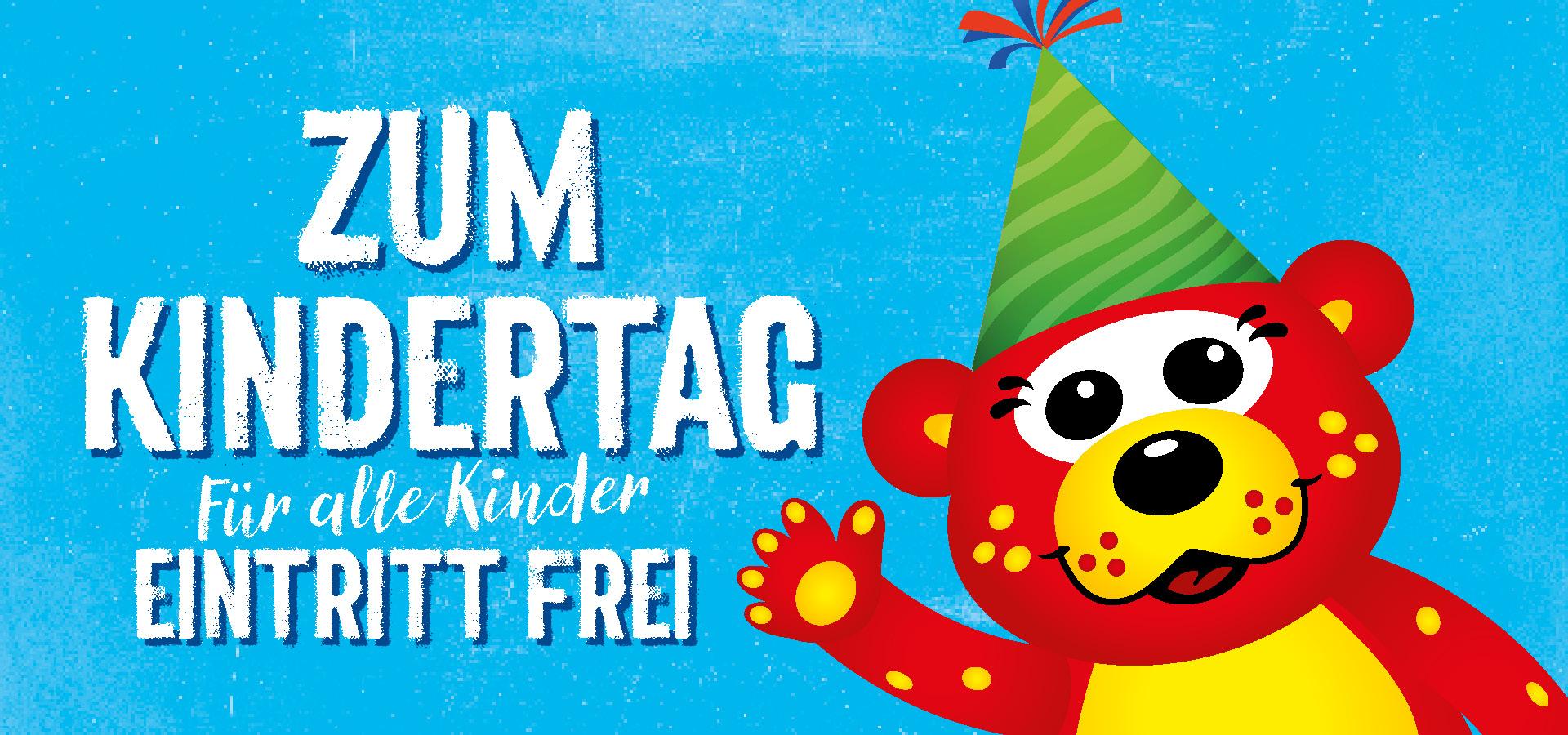 Karls Erlebnishof freier Eintritt für alle Kinder am Kindertag (inkl Eiswelt, Achterbahn, Aquarium)