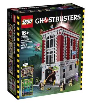 LEGO 75827 – GHOSTBUSTERS Feuerwehrstation für 201,99€