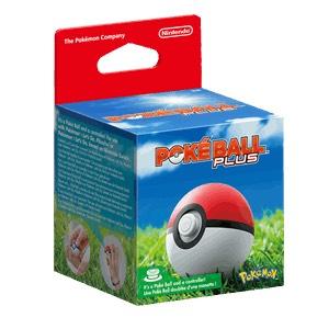 [Vorbestellung] Pokéball Plus für Pokémon Let's Go (Nintendo Switch) [Amazon]