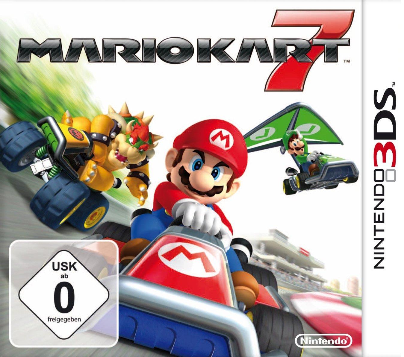 Mario Kart 7 (3DS) für 29,59€ (Müller)