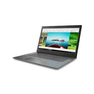 "Lenovo IdeaPad 320-17 Notebook: 17,3"" HD+ matt, Intel Pentium 4415U, 4GB RAM, 128GB SSD, USB-C, HDMI, Wlan ac für 266€ (eBay)"