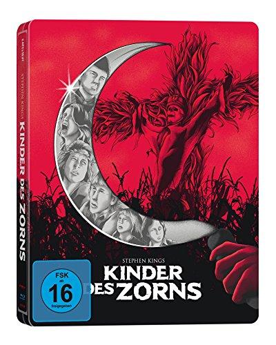 Kinder des Zorns 1-3 + Remake - Limited SteelBook (Blu-ray/Uncut) für 16,48€ (JPC)