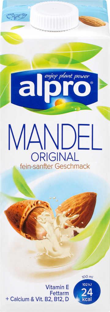 [Kaufland]  ALPRO Mandel - oder Kokosnussdrink 1L