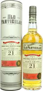 Glen Grant Old Particular 21J-1995/2016 (Single Malt Whisky)