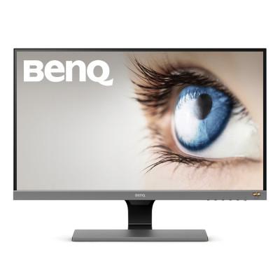 [electronic4you] BenQ EW277HDR - 68,6 cm (27 Zoll), LED, VA Panel, HDR 10, Lautsprecher, 2x HDMI 9H.LGNLB.QSE