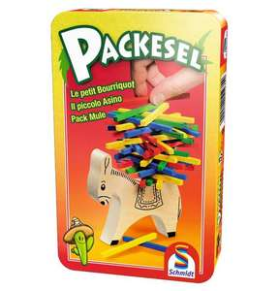 Packesel Spiel