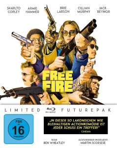 Free Fire Limited FuturePak Edition (Blu-ray + UV Copy) für 4,99€ bzw. 4,49€ (Müller)