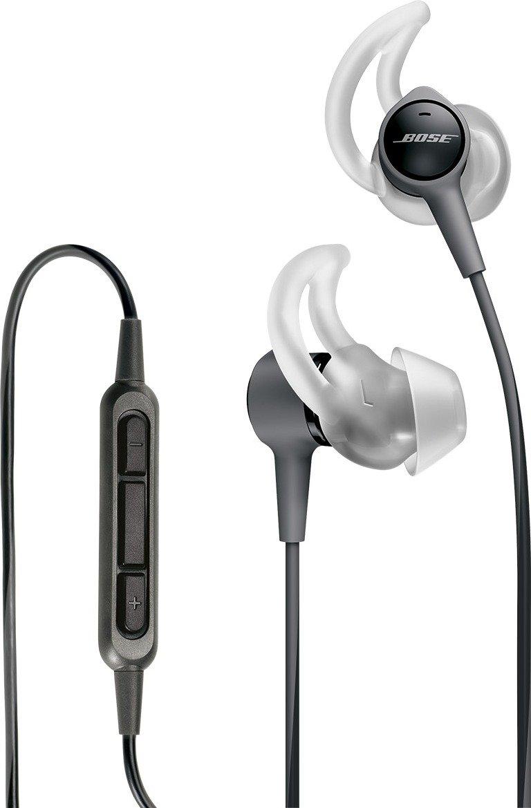 Bose SoundTrue Ultra In-Ear-Kopfhörer (schwarz, MFI zertifiziert)