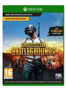 PlayerUnknown's Battlegrounds (Xbox One) für 12,05€ (Amazon UK)