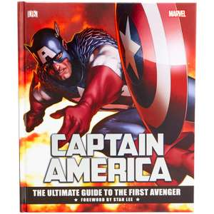 Captain America - The Ultimate Guide To The First Avenger @Mygeekbox