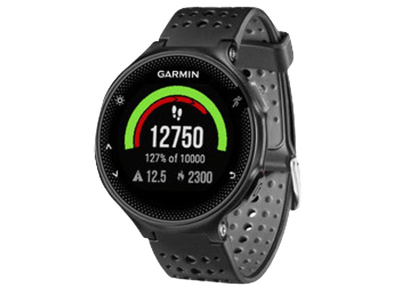 GARMIN Forerunner 235 WHR Smartwatch (rot, blau, schwarz) für 169€ [Mediamarkt]