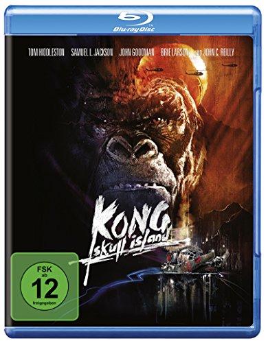 Kong: Skull Island (Blu-ray) für 7,49€ (Amazon Prime & Ddax)