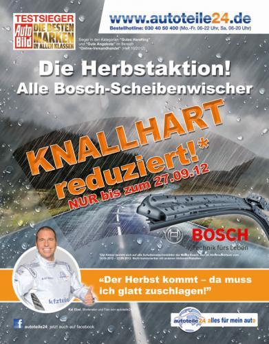 Bosch Scheibenwischer diverse Modelle z.B. A951S