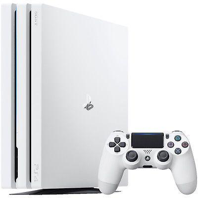 SONY PlayStation 4 Pro 1TB, Weiß für 316,35€ inkl. Versand [Saturn@Ebay]