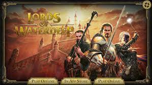 (Google Play) D&D Lords of Waterdeep / Herren von Tiefwasser - Android-Umsetzung des Brettspiels
