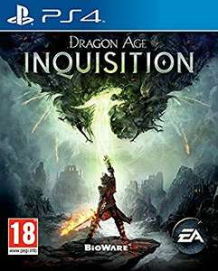 Dragon Age: Inquisition (PS4) (Amazon Prime)