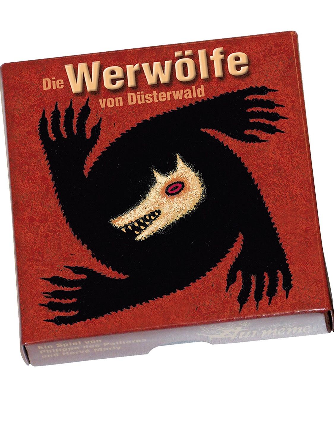 Die Werwölfe von Düsterwald - [Partyspiel]