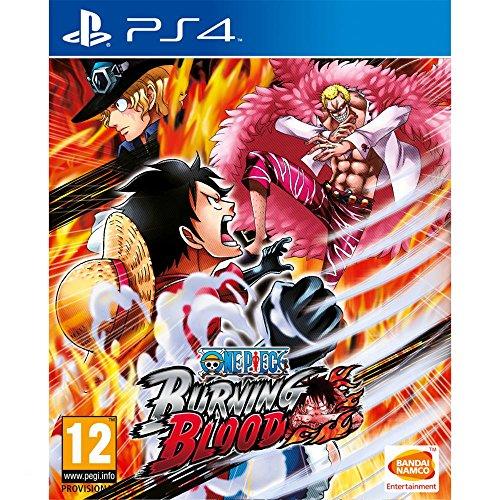 One Piece: Burning Blood (PS4) für 13,76€ (Amazon FR)
