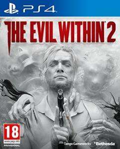 The Evil Within 2 inkl. The Last Chance Pack (PS4) für 15,70€ & (Xbox One) für 15,96€ (Amazon FR)