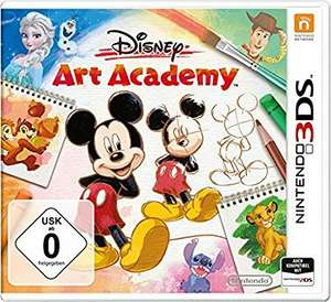 Disney Art Academy (3DS) (Amazon Prime)