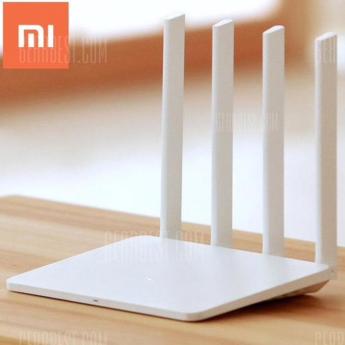 Xiaomi Mi Wifi Router 3 (English Version)