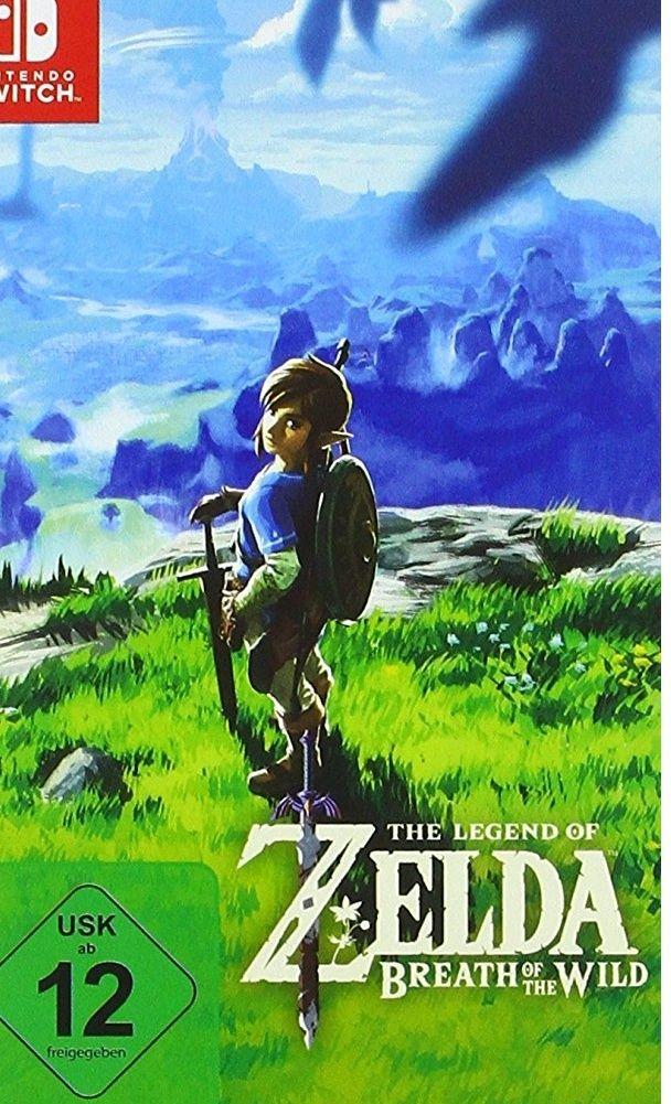[AMAZON] Zelda Breath of the Wild - Nintendo Switch