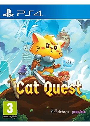 Cat Quest (PS4) für 12,75€ (Base.com)