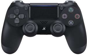 Sony Playstation 4 PS4 Dualshock Wireless Controller V2 - schwarz für 40,99€