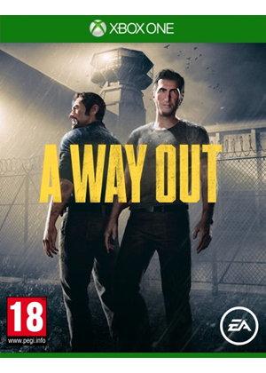 A Way Out (Xbox One) für 23,22€ (Base.com)