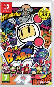Super Bomberman R (Switch) für 32,50€ (Coolshop)