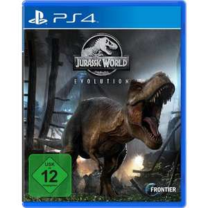 (CHECK24) Jurassic World Evolution PS4 deutsche Version