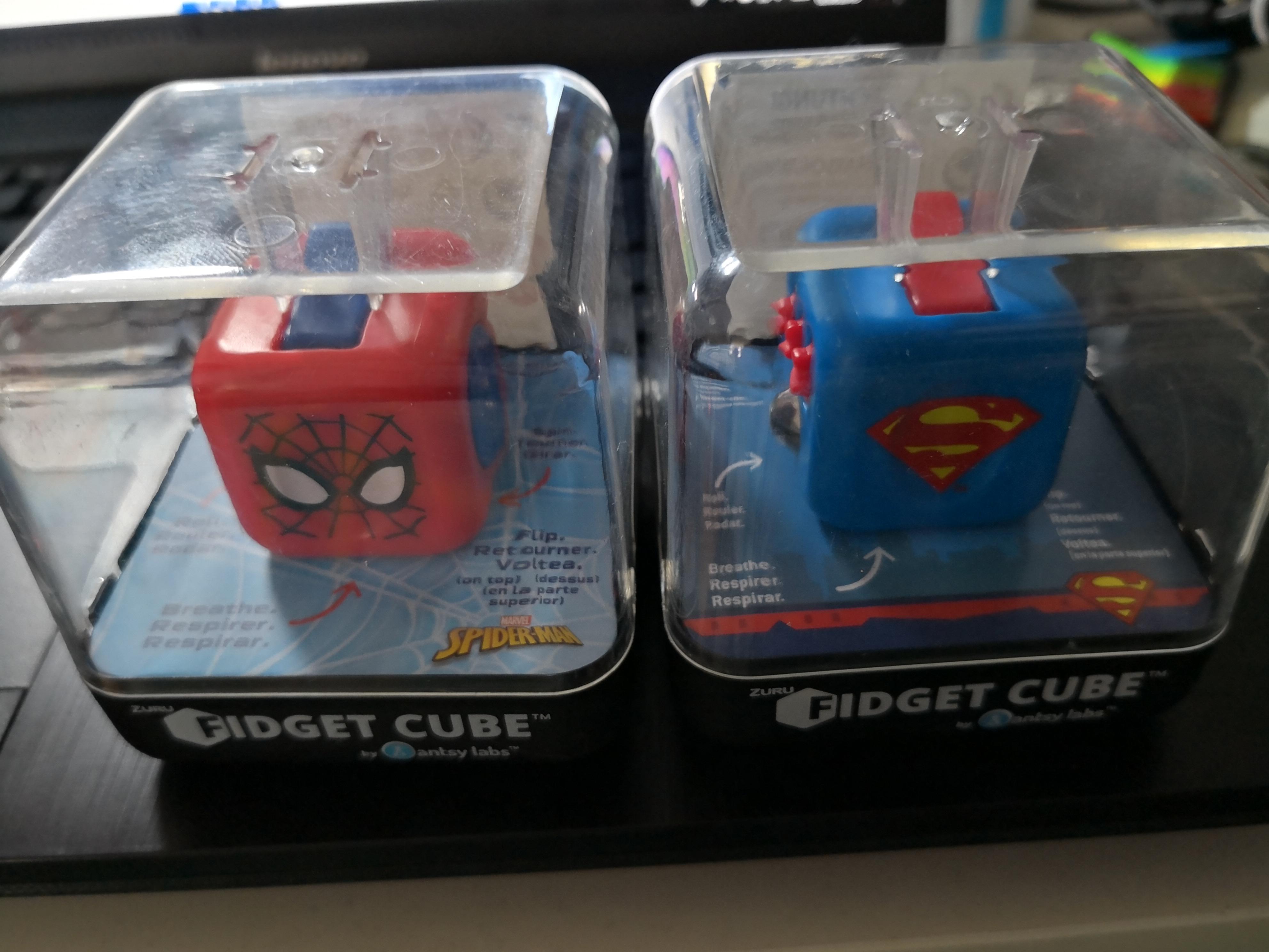 [Action] [lokal?] Original Zuru Fidget Cube