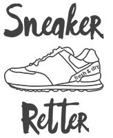 Rette Deine Sneaker 50% auf deine erste Bestellung