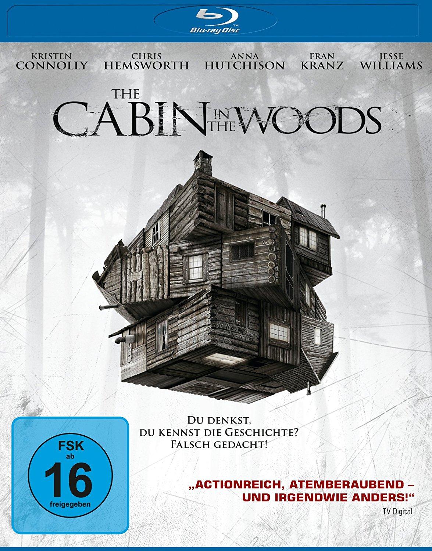 The Cabin in the Woods (Blu-ray) für 3,85€ (Dodax)
