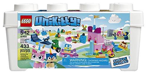 LEGO Unikitty Einhorn-Kittys Königreich – Bausteine-Box (41455) Unterhaltungsspielzeug