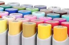 Layoutmarker Stylefile Marker Classic, Brush, Refill für Künstler, Designer, Architekten