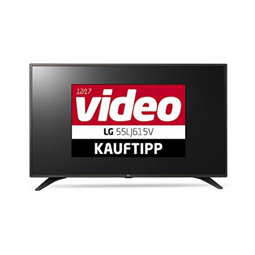 LG 55LJ615V 139 cm (55 inch) TV (full HD, triple tuner, smart TV) [Energy Class A+]
