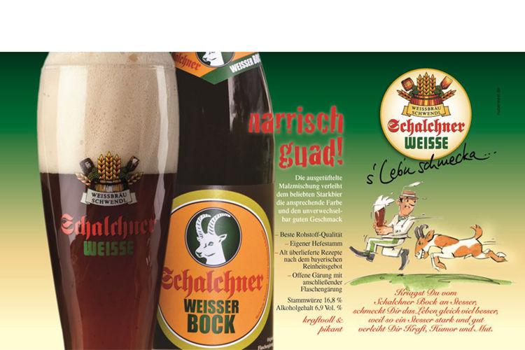 [ Oberbayern / 28 Städte & Dörfer ] 25€ Gutschein für Weissbräu Schwendl Bier einlösbar @ Winkler Getränkemärkte