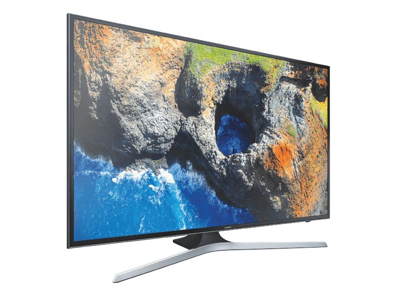 Ein paar Samsung-Angebote bei MediaMarkt, z.B. Samsung UE40MU6179 4K HDR TV für 399€ oder Samsung Portable SSD T5 500GB für 134€