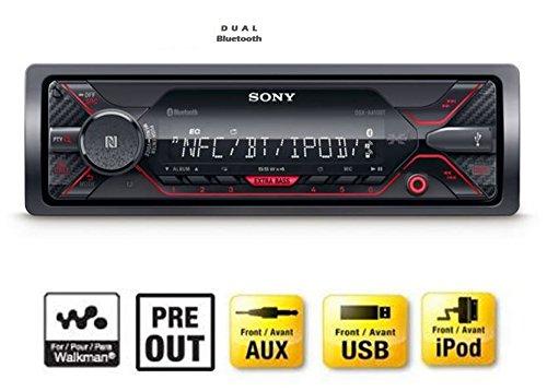 Sony DSX-A410BT Autoradio bei Amazon (A.T.U Auto-Teile-Unger)