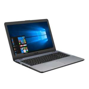 "Asus VivoBook X542UN-DM129T 15,6"" Full-HD, i5-8250U (4x 1,6 GHz), 8GB DDR4, 256GB SSD M.2, GeForce MX150 4GB, Win10"