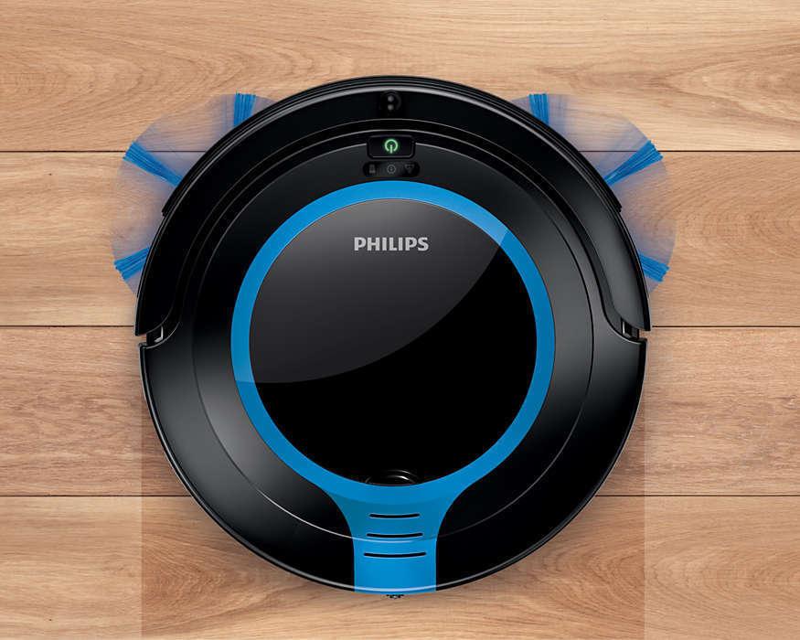 Philips FC 8700/01 SmartPro Compact Saugroboter für 124,99€ (Bestpreis?) [eBay]