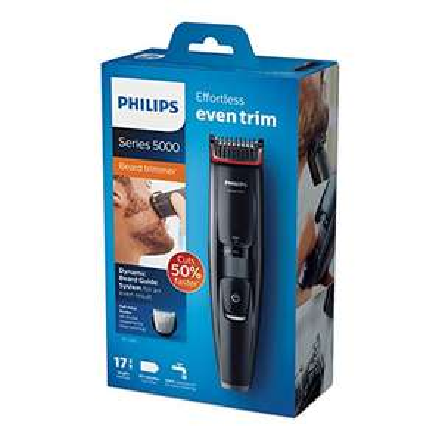 [Amazon Prime] Philips Bartschneider / Rasierer Series 5000 BT5200/16