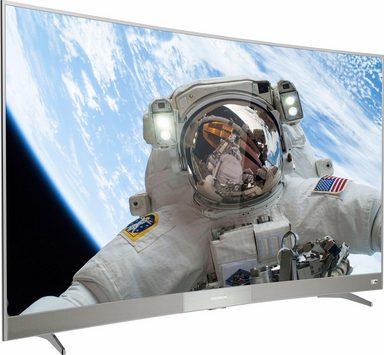 Thomson 55UC6596 Curved LED Fernseher 139cm 55 Zoll 4K Ultra HD Smart-TV für 469,96€ inkl. 36 Monate Garantie - für alle Kunden [OTTO]