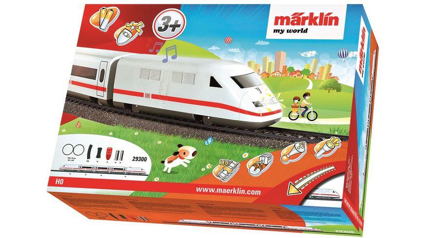 Märklin 29300 my world - Startpackung ICE - Müller Sonntagsknüller